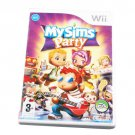 Nintendo Wii Game My Sims MySims Party PAL 3+ ( Wii,2009 )