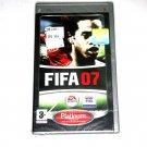 Brand New Sealed FIFA 07 Soccer Game (Sony PSP, 2006) Euro verison