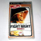 SEALED BRAND NEW Fight Night Round 3 (SONY Playstation Portable PSP Game)EURO Version
