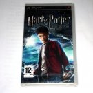 SEALED BRAND NEW HARRY POTTER AND THE HALF-BLOOD PRINCE (SONY Playstation Portable PSP Game)
