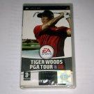 Brand New Sealed Tiger Woods PGA Tour 2008 Game(Sony PSP, 2007) Euro verison