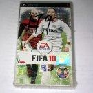 Brand New Sealed FIFA 10 Soccer Game (Sony PSP, 2009) Euro verison