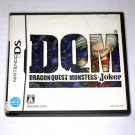 Used Drange Quest Monsters Joker DQM(Nintendo DS NDS Game)Japan Version
