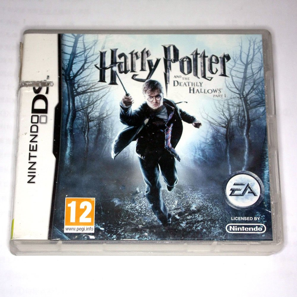 Used Harry Potter and The Deathly Hallows � Part 1(Nintendo DS NDS Game)EURO Version