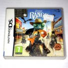 Used RANGO (Nintendo DS NDS Game)France Version