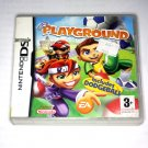 Used PLAYGROUND (Nintendo DS NDS Game)EURO Version