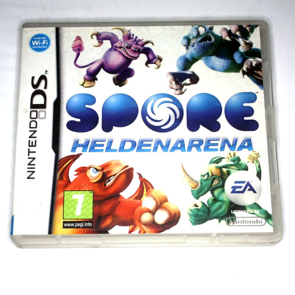 Used Spore Creatures (Nintendo DS NDS Game)France Version