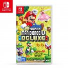 New Sealed Super Mario Bros U Deluxe Game(Nintendo Switch NS, 2019) Chinese Versione Tencent