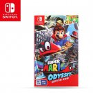 Brand New Sealed Super Mario Odyssey Game(Nintendo Switch NS, 2020) Chinese Versione Tencent China