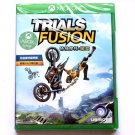 Brand New Sealed TRIALS FUSION Game(Microsoft XBOX ONE, 2014) Chinese Versione China