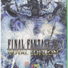 Brand New Sealed Final Fantasy XV 15 Deluxe Edition Game(Microsoft XBOX ONE, 2018) Chinese Versione
