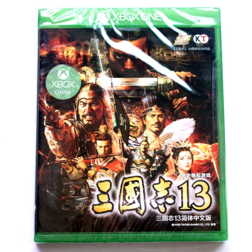 Brand New Sealed Romance of the Three Kingdoms 13 Game(Microsoft XBOX ONE, 2015) Chinese Versione