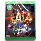 Brand New Sealed SONIC FORCES Game(Microsoft XBOX ONE, 2017) Chinese Versione China