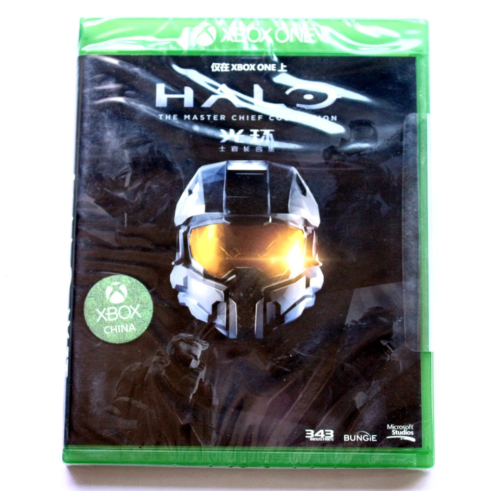 Brand New Sealed Halo: The Master Chief Collection Game(Microsoft XBOX ONE, 2014) Chinese Versione