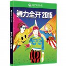 Brand New Sealed Just Dance 2015 Game(Microsoft XBOX ONE, 2014) Chinese Versione China