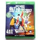 Brand New Sealed Just Dance 2017 Game(Microsoft XBOX ONE, 2016) Chinese Versione China