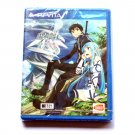 Brand New Sealed Sword Art Online LOST SONG Game(SONY PlayStation PS Vita PSV) Chinese Versione