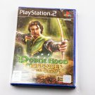 SONY PlayStation 2 PS2 GAME Robin Hood: Defender of the Crown