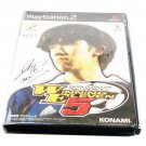 Sony Playstation 2 PS2 GAME Winning Eleven 5 NTSC-J Japanese