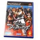 Sony Playstation 2 PS2 GAME Virtua Fighter 4 PAL Europe Ver
