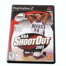 Sony Playstation2 PS2 GAME NBA ShootOut 2003 America version