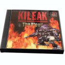 Sony Playstation one PS1 Kileak The Blood import Japan