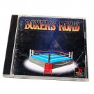 Boxer's Road Sony PlayStation PS1 Import Japan NTSC-J 1995 Game
