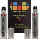 Androstenonum MAX & X2 2x8ml roll-on roll-on Pheromone for Men Attract Women Get Her Attention