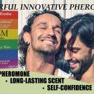 Best pheromones PheroCode MSM 2.4ml 100% Strong Men Sex Men Atrract Gay Men