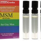 Best pheromones PheroCode MSM 3x2.4ml 100% Strong Men Sex Men Atrract Gay Men