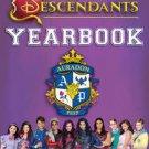 New Disney Descendants Yearbook Disney Hardcover *~* FAST FREE SHIPPING ! *~*
