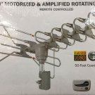 New Magnavox 360 motorized and amplified rotating antenna ~ FAST FREE SHIPPING !