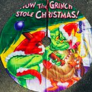 """RARE How The Grinch Stole Christmas Tree Skirt 46"""" *FREE SHIPPING TO THE USA !"""