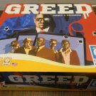 Greed Card Game By Donald X. Vaccarino NEW IN SHRINKWRAP ~FREE USA SHIPPING !