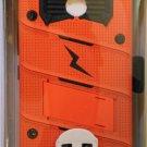 Zizo Bolt Case, Hoster, Tempered Glass Screen Protector for HTC BOLT - ORBK