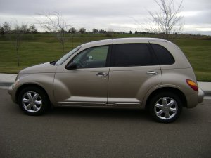 2003 Chrysler PT Crusier Litmite Edition