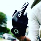 Quiet Golf - Left hand, X-Large – Black SHHHH Golf Glove