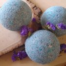 Galaxy Lavender Aromatherapy Coconut Oil Large Bath Bomb