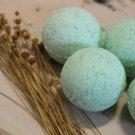 Eucalyptus Aromatherapy Coconut Oil Large Bath Bomb