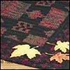 Autumn Star Afghan