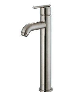 Vigo VG03009BN Single Handle Lavatory Vessel Faucet - Brushed Nickel