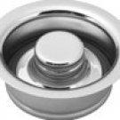 Westbrass D2089 26 InSinkErator Disposal Flange & Stopper - Chrome