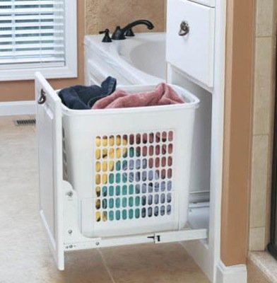 Richelieu 1520030 Large Under Counter Pull Out Laundry