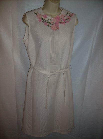 Sweet White Dress