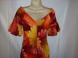 Colorful Mermaid Dress