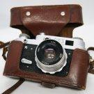 Soviet RUSSIAN rangefinder film CAMERA FED 3 with Industar 26m lens 1975 release
