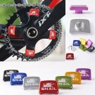 SNAIL Bike Chain Plate Screws Aluminum Crankset Fixed Nut Chainring Bolts For MTB and Road Bicycles