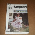 Simplicity Daisy Kingdom Dress Pattern 7009 Size 3,4,5,6  Uncut