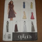 Vogue Easy Options Dress Pattern 2530 Size 12 14 16 Uncut