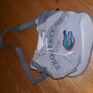 Florida Gators Hoodie Sweatshirt Purse Bag Gray NWT